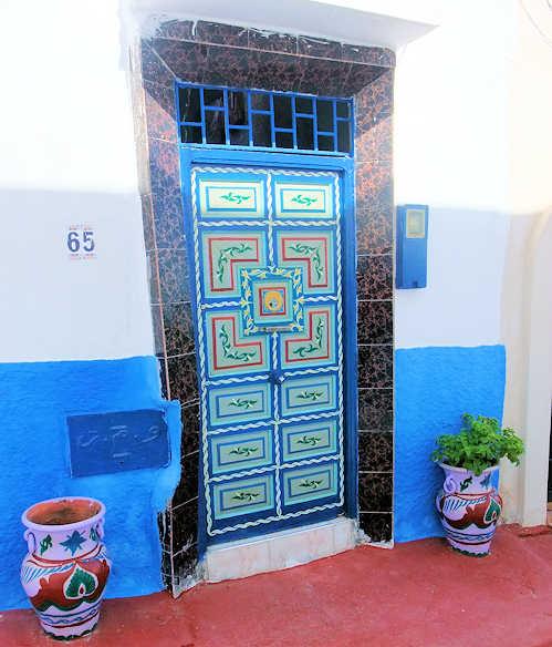 kasbah-door