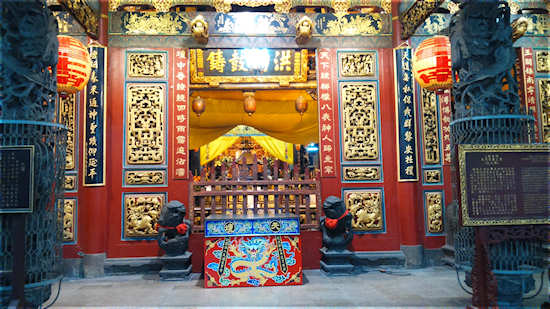 Tiangong Temple, Tainan