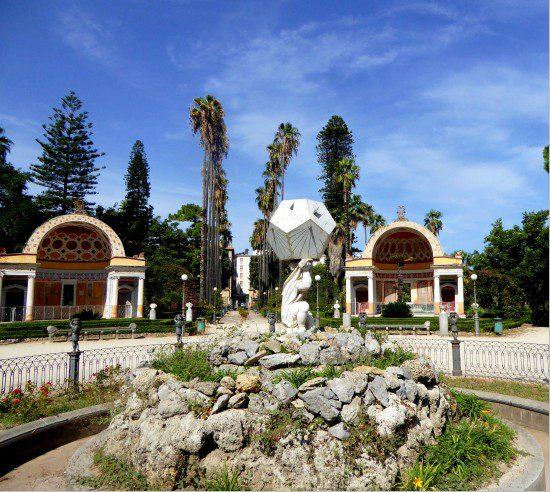 Palermo-botanical garden