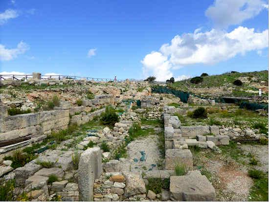 Segesta-city