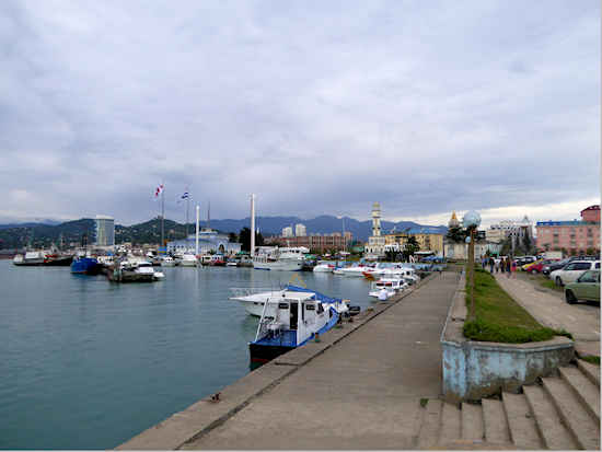batumi-port